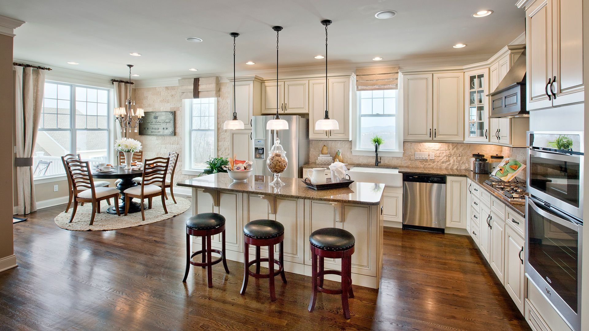 Kitchen Design Studios Toll Brothers  Denton  Rivingtontoll Brothers  The Ridge