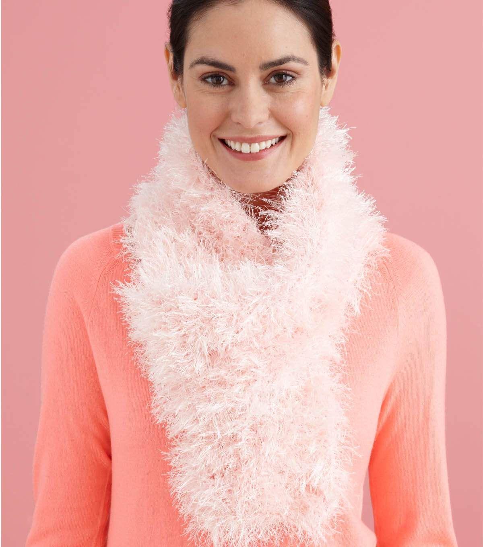 Fun Fur Dandelion Brand ScarfFun Fur Dandelion Brand Scarf