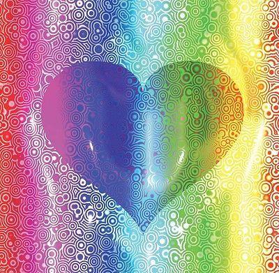 "Quality LGBT Gay Lesbian Valentines Day Cards ""Unique Designs"" Rainbow Freepost!"