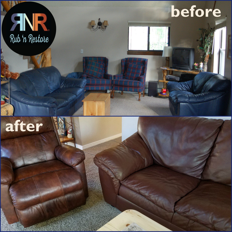 Cherrywood vinyl leather finish furniture furniture
