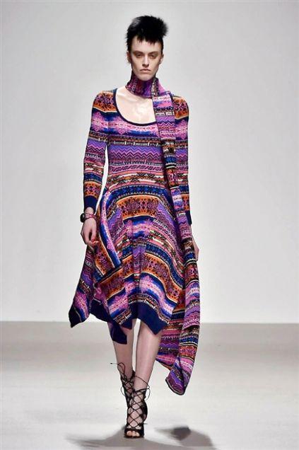 Sfilata Sibling - Autunno-Inverno 2015-2016 - Londra - Moda - Elle