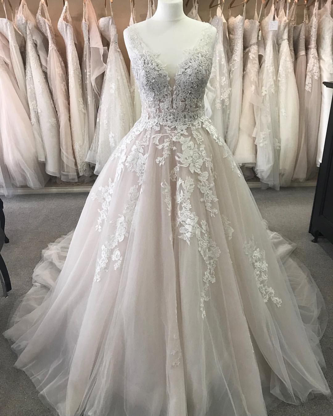 Dreaming of a ball gown that will wow your guests