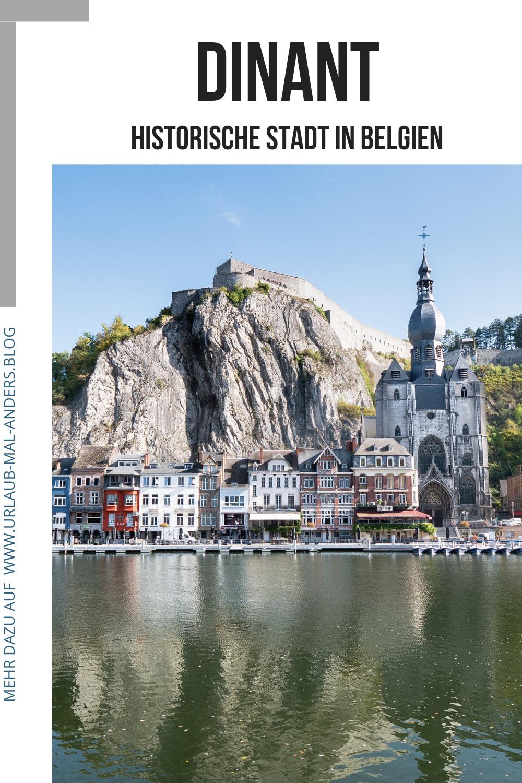 Photo of Dinant – historische Stadt in Belgien