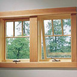 Kitchen window clad awning window custom wood series by for Buy jeld wen windows online