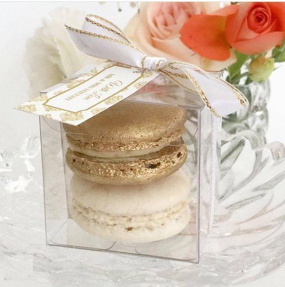 13 Pretty Perfect Edible Wedding Favors #decorationevent