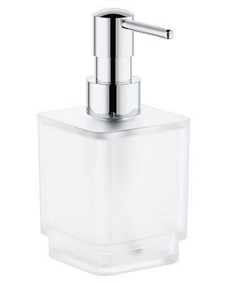 Grohe Selection Cube Soap Lotion Dispenser Automatic Soap Dispenser Bathroom Accessories Sets