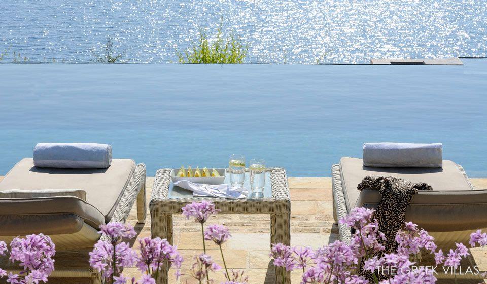 Luxury Corfu Villas, Corfu Villa Cecilia, Ionian Islands