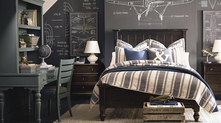 Bon Wakefield Full Bed By Bassett Furniture.