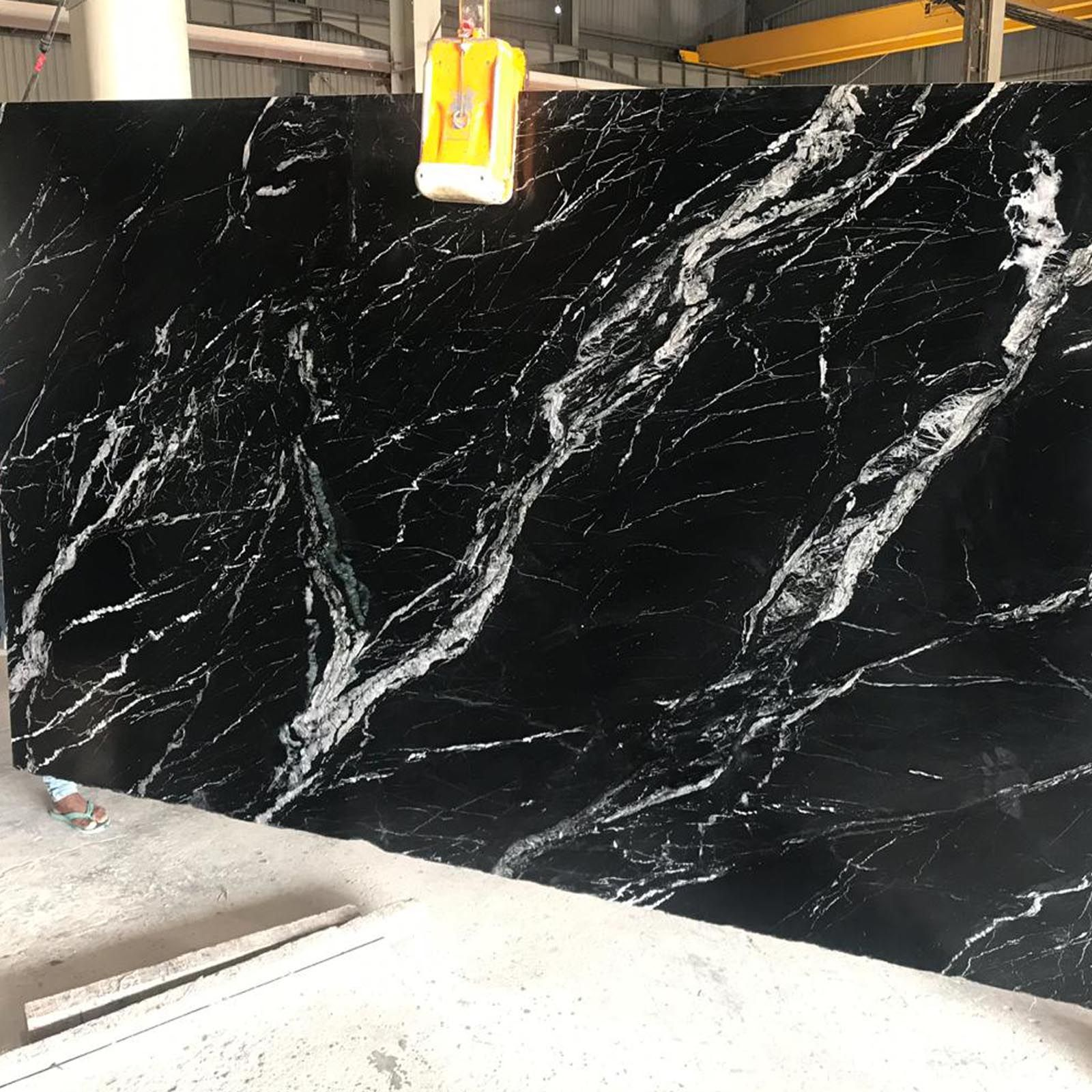 Black Marine Marble From Certified Exporter Supplier