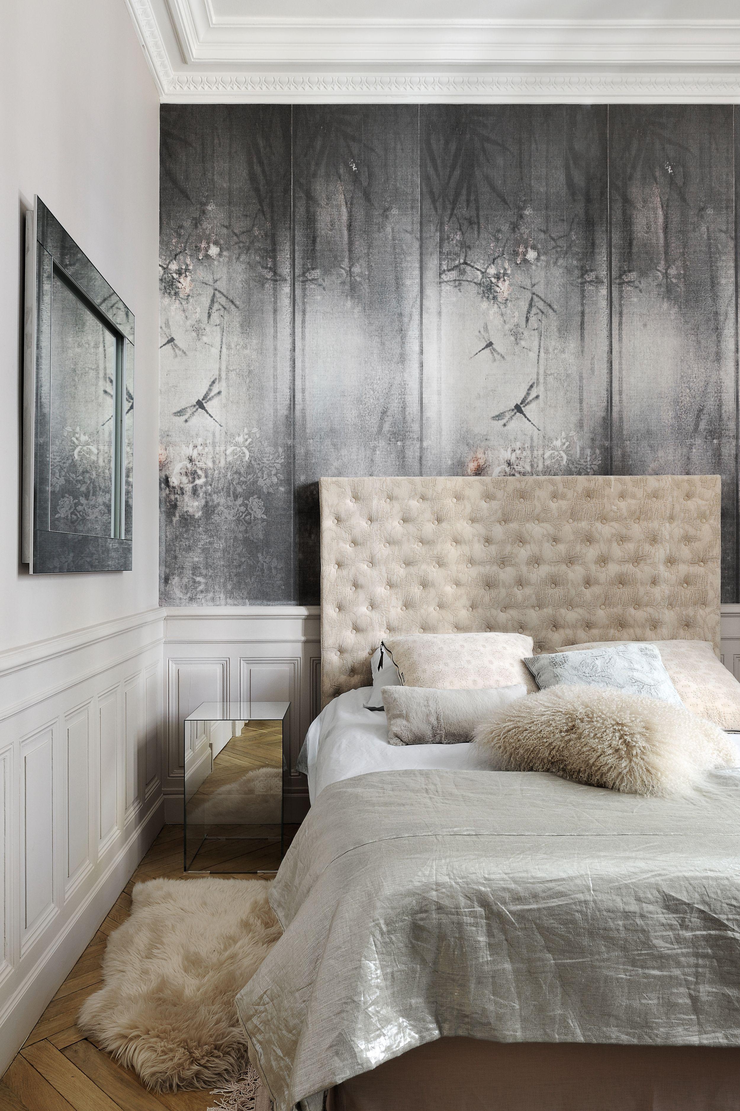 Papier Peint Wall Deco Chambre En 2019 Papier Peint