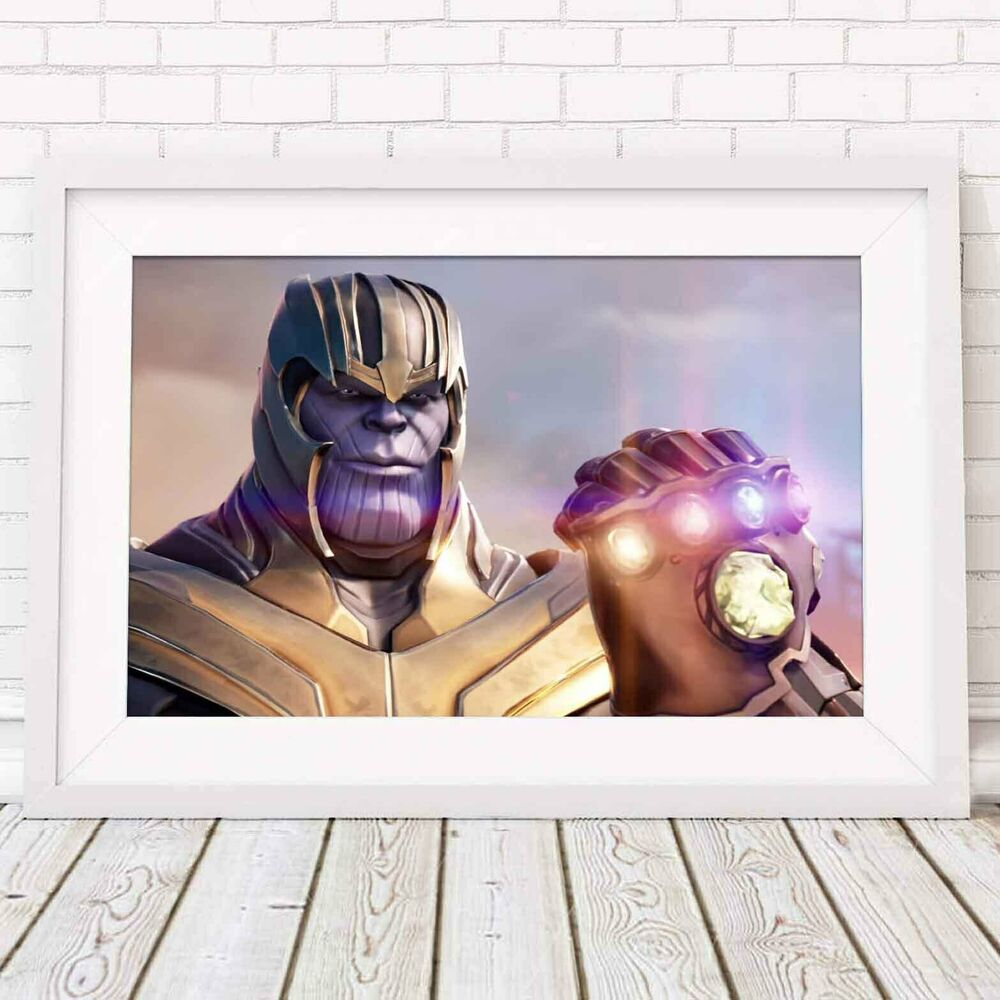 Marvel Poster Picture Print Sizes A5 to A0 **FREE DELIVERY** THE HULK