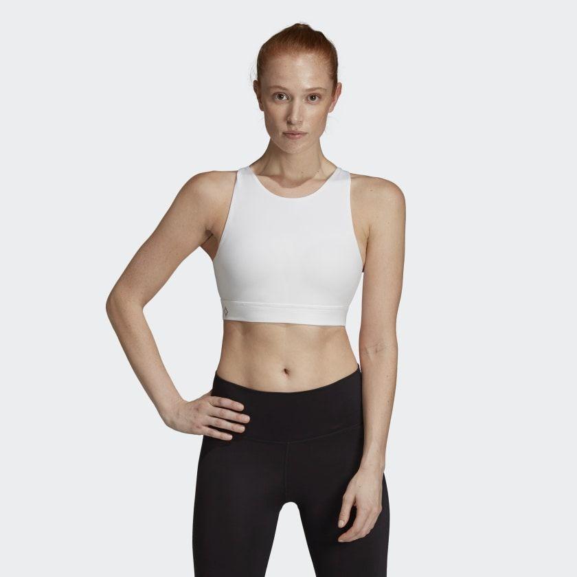 Soutien Gorges De Sport Adidas Wanderlust Yoga Halter Noir