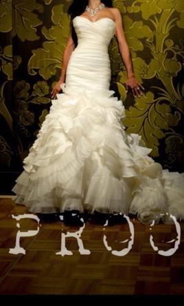 Lazaro Spring 2018 Wedding Dress Collection Martha Stewart Weddings