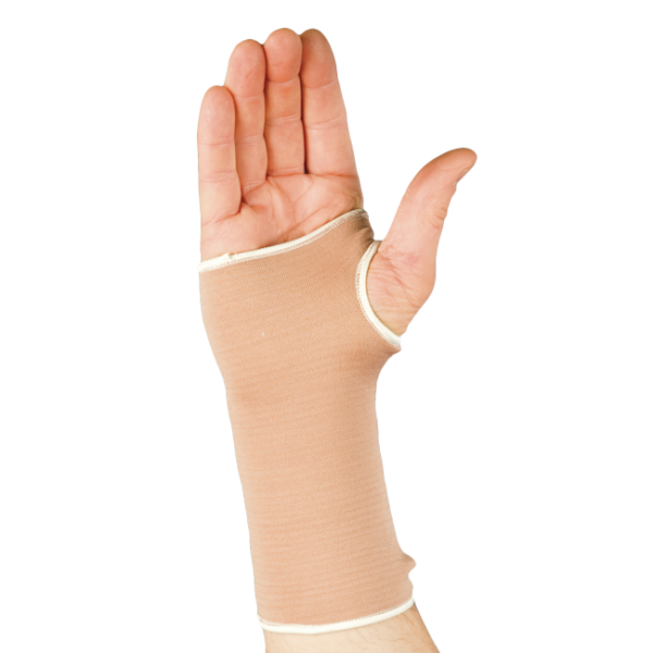 Pull On Wrist Support | Our Products | Latex free