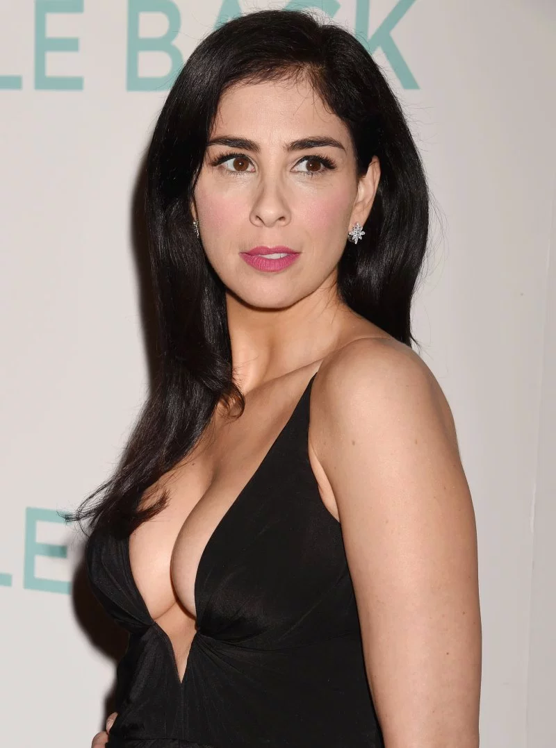 Photo of Sarah Silverman on Therapy and Her Dark New Movie
