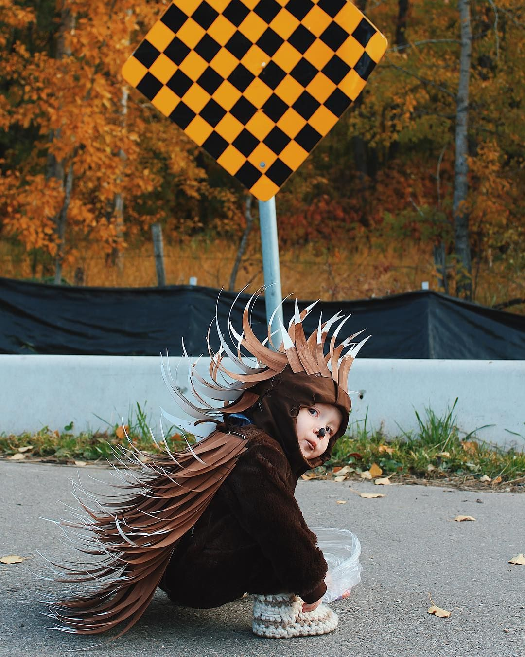 Look at the amazing Halloween costumes this Canadian mom