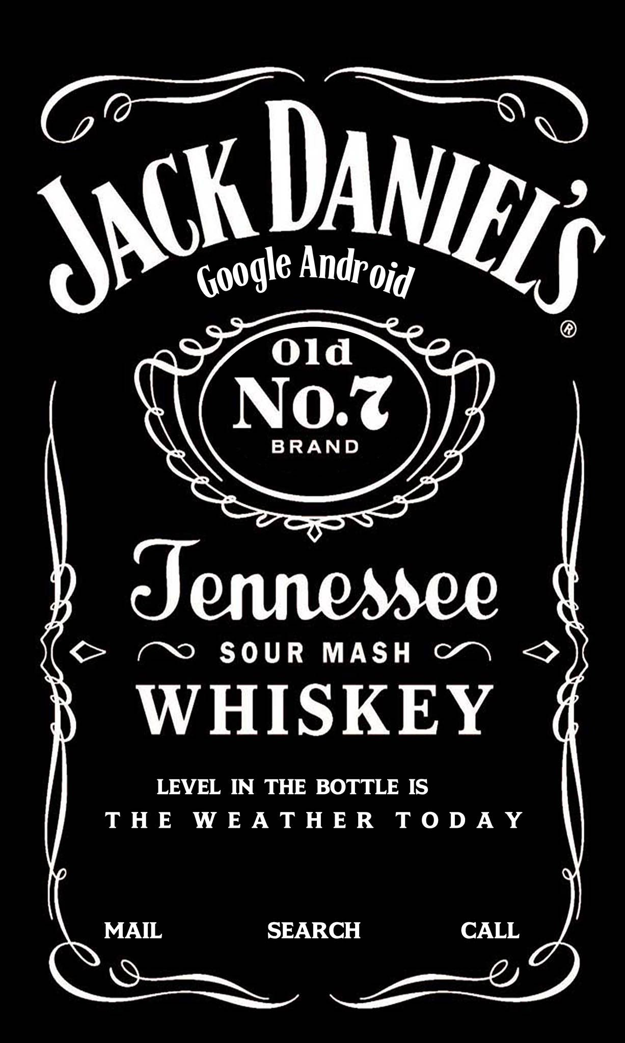 Wallpaper Jack Daniels Android