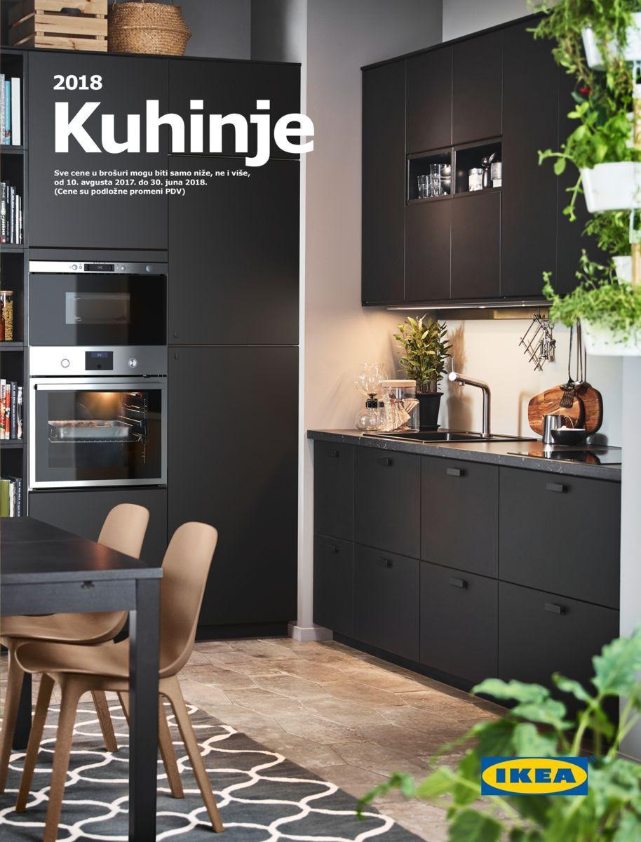 IKEA Kuhinje 2018 in 2019 Ikea kitchen, Ikea kitchen