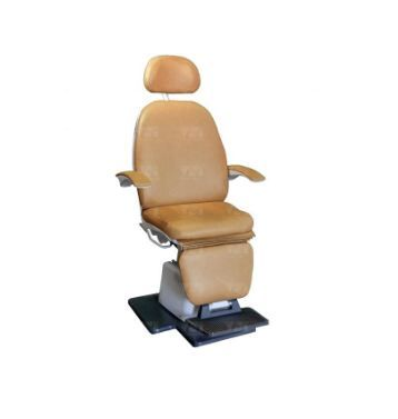 The Topcon Oc 2200 Exam Chair Features Illuminated Membrane Switch Control Solid Cast Aluminum Frame Medical Device Preventive Medicine Ophthalmic Equipment