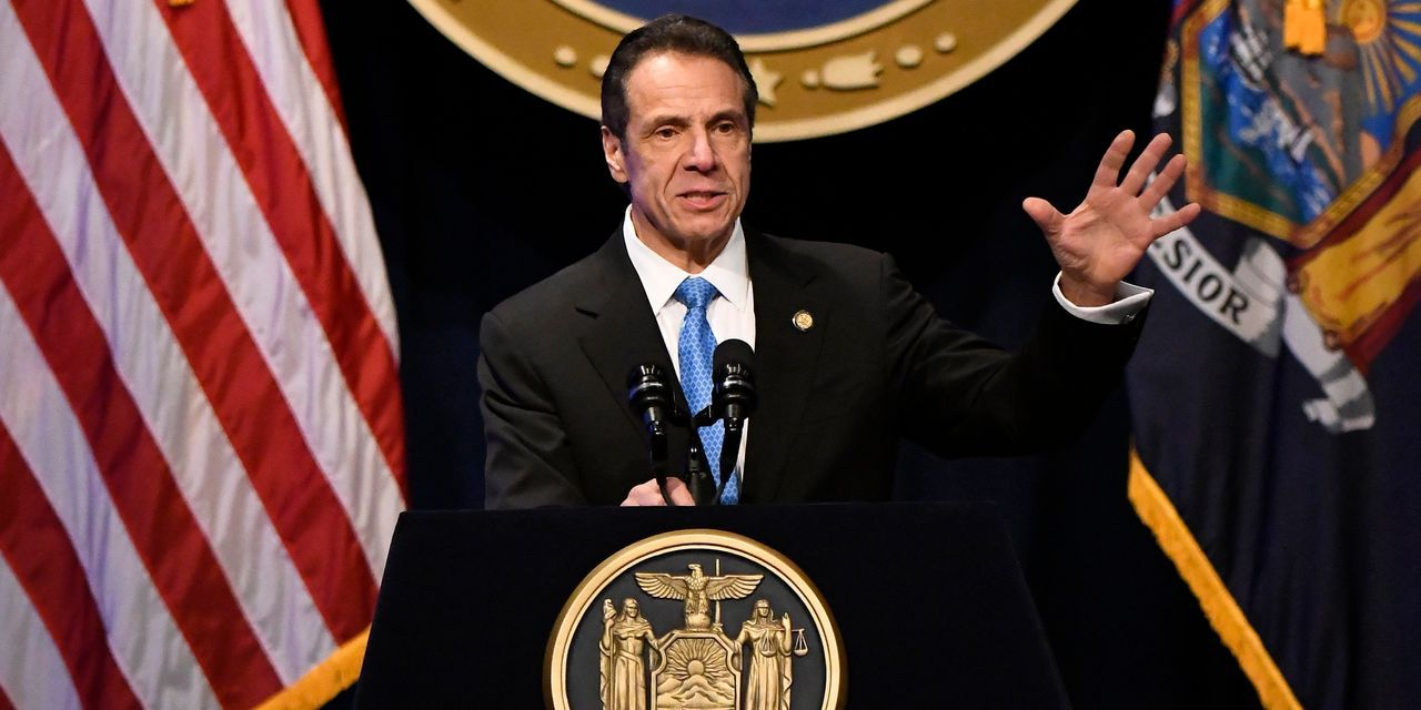 A Bailout For Criminals In 2020 Andrew Cuomo Governor New Law