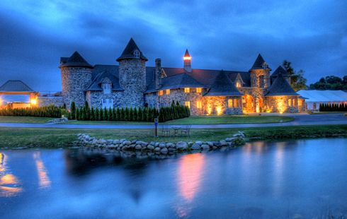 Beautifulnd of a moat around this home dream home planning a traverse city wedding consider an alternative with castle farms a top northern michigan wedding destination junglespirit Images