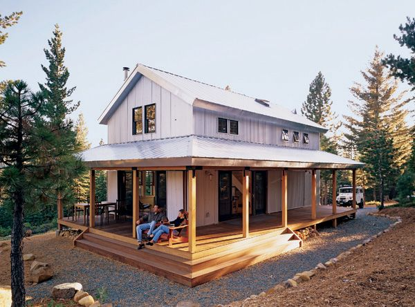 farmhouse with wrap around porch david wright architect solar