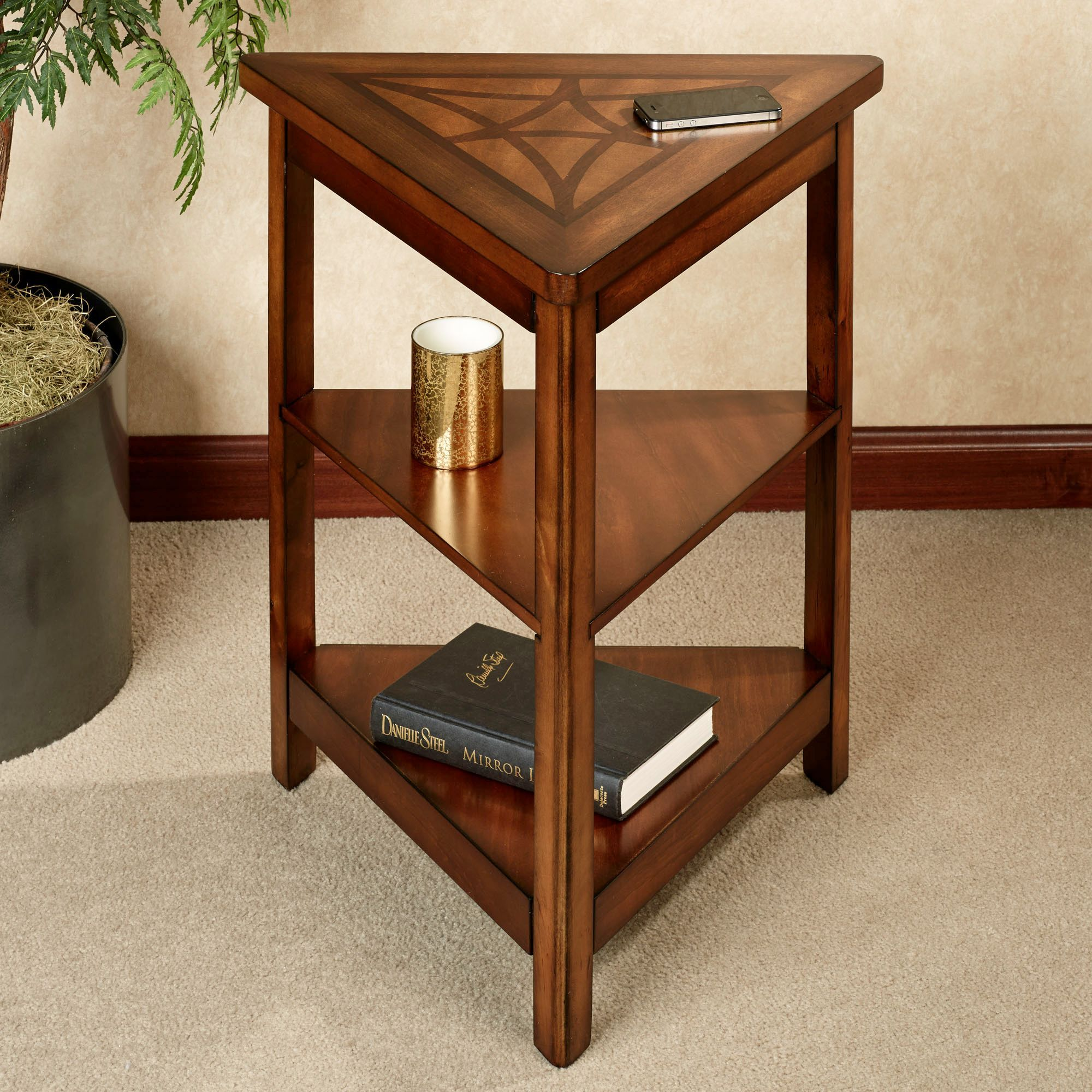 Triangle Accent Table | Accent Tables