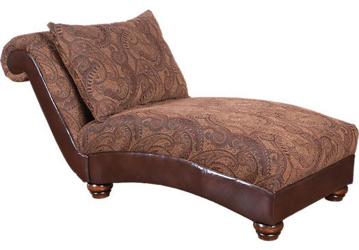 Shop For A Templeton Chaise At Rooms To Go Find Leather Chaises