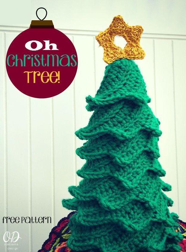 Oh Christmas Tree! | Gehäkeltes | Pinterest | Weihnachten häkeln ...