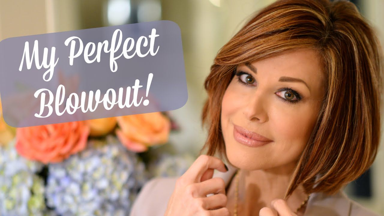 My perfect blowout my style pinterest perfect blowout hair