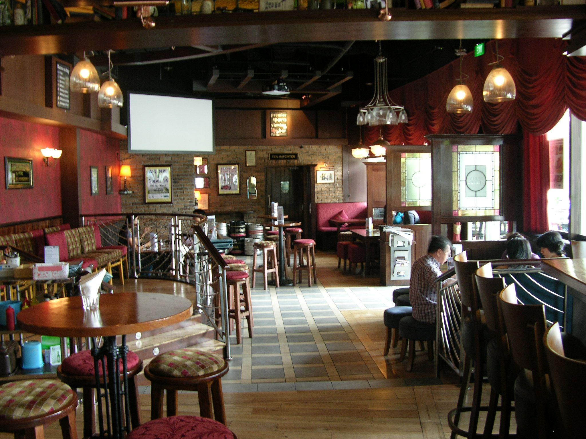 pubs interiors - Szukaj w Google | bistro | Pinterest | Pub interior ...