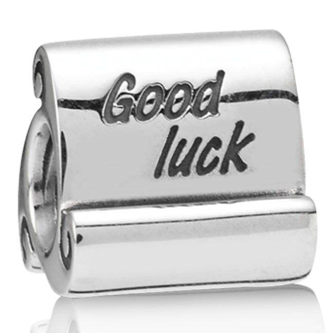136dfc2f2 Pandora Good Luck Charm | Pandora | Pandora charms clearance ...
