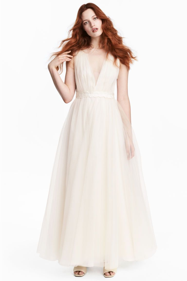 Cheap casual wedding dresses  Tulle wedding dress  Clothes  Pinterest  Wedding dresses Wedding