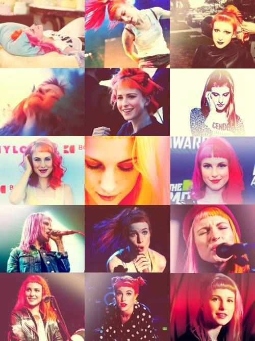 Hayley Williams OF paramore. SHE is not the band, she is 1/3 of paramore.