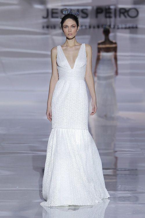 c7e74b866 Credits  Barcelona bridal Fashion Week(4) Vestidos De Novia 2016