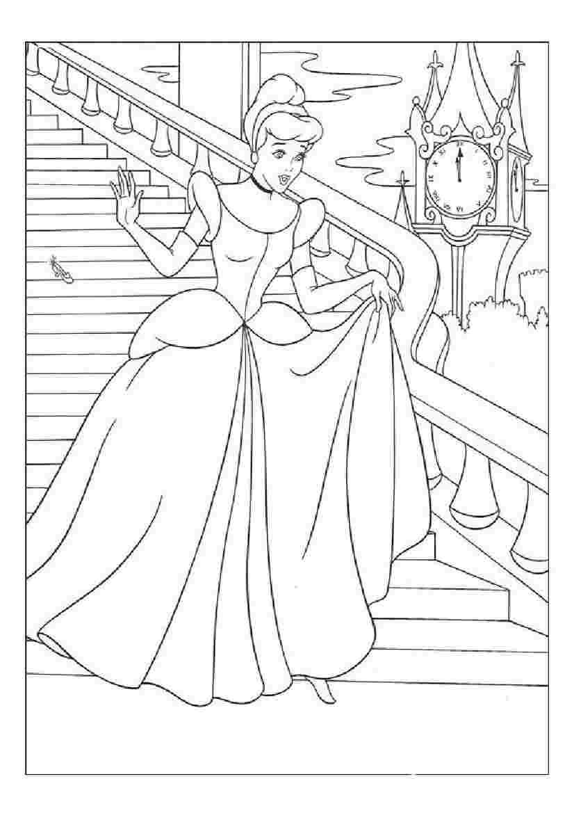 Fairy Tale Coloring Book Pages A Fairy Tale Wonder Tale Magic Tale Or Marc Disney Princess Coloring Pages Princess Coloring Pages Cinderella Coloring Pages
