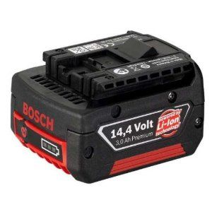Bosch 2607336224 Akku 14,4V LiIon 3,0Ah Einschubakku Ebay