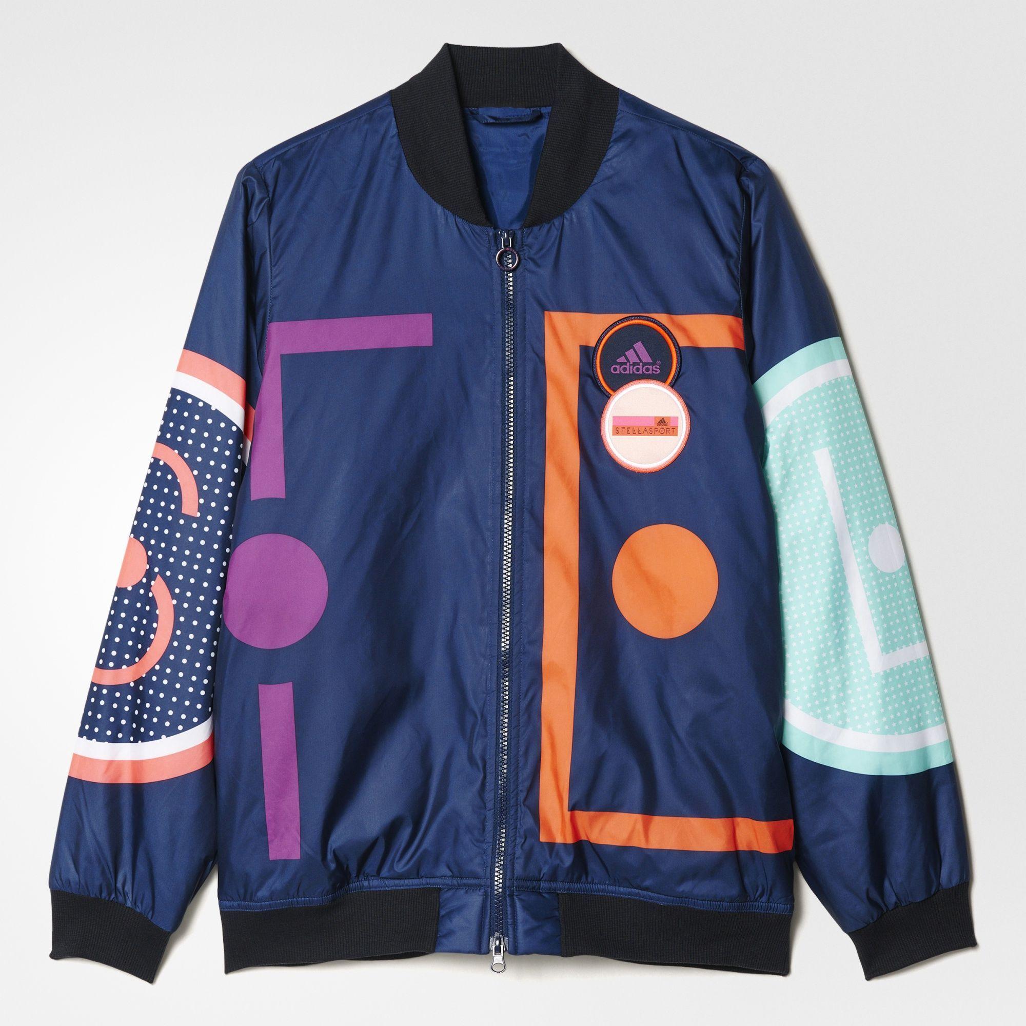 adidas mujer ropa chaqueta
