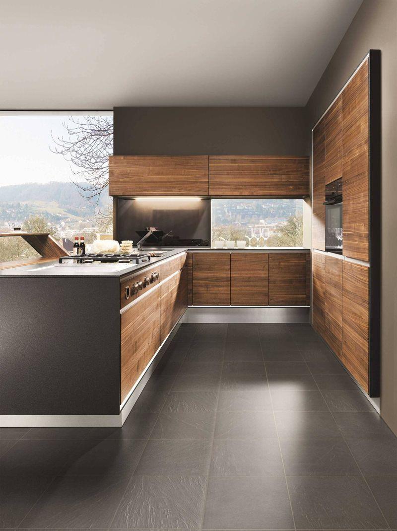 Cucine A Muro Foto 100 idee cucine moderne • stile e design per la cucina