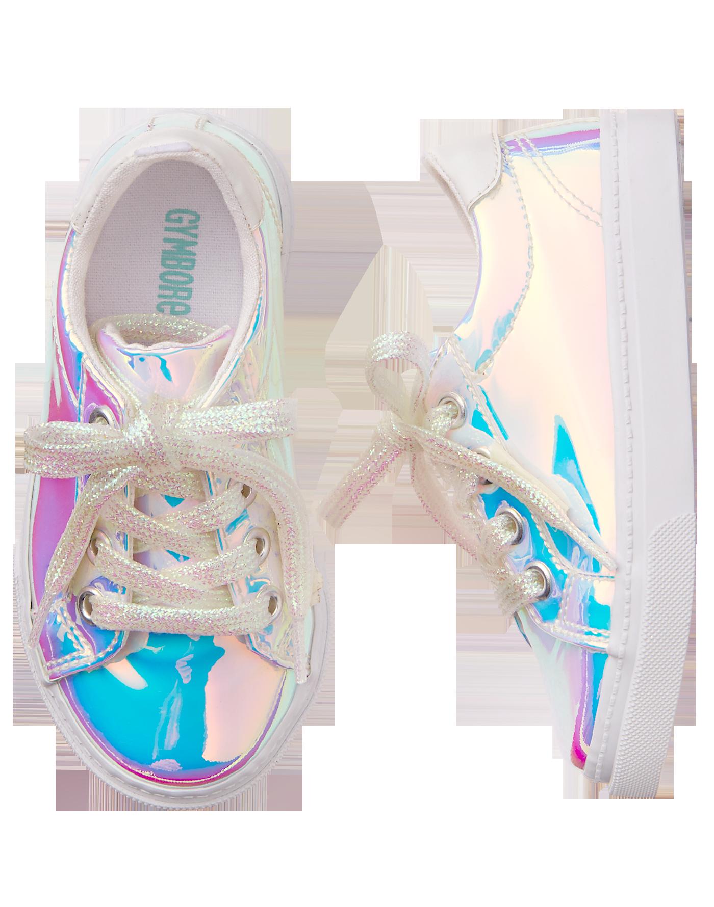 4dc7c726e43 Iridescent Sneakers