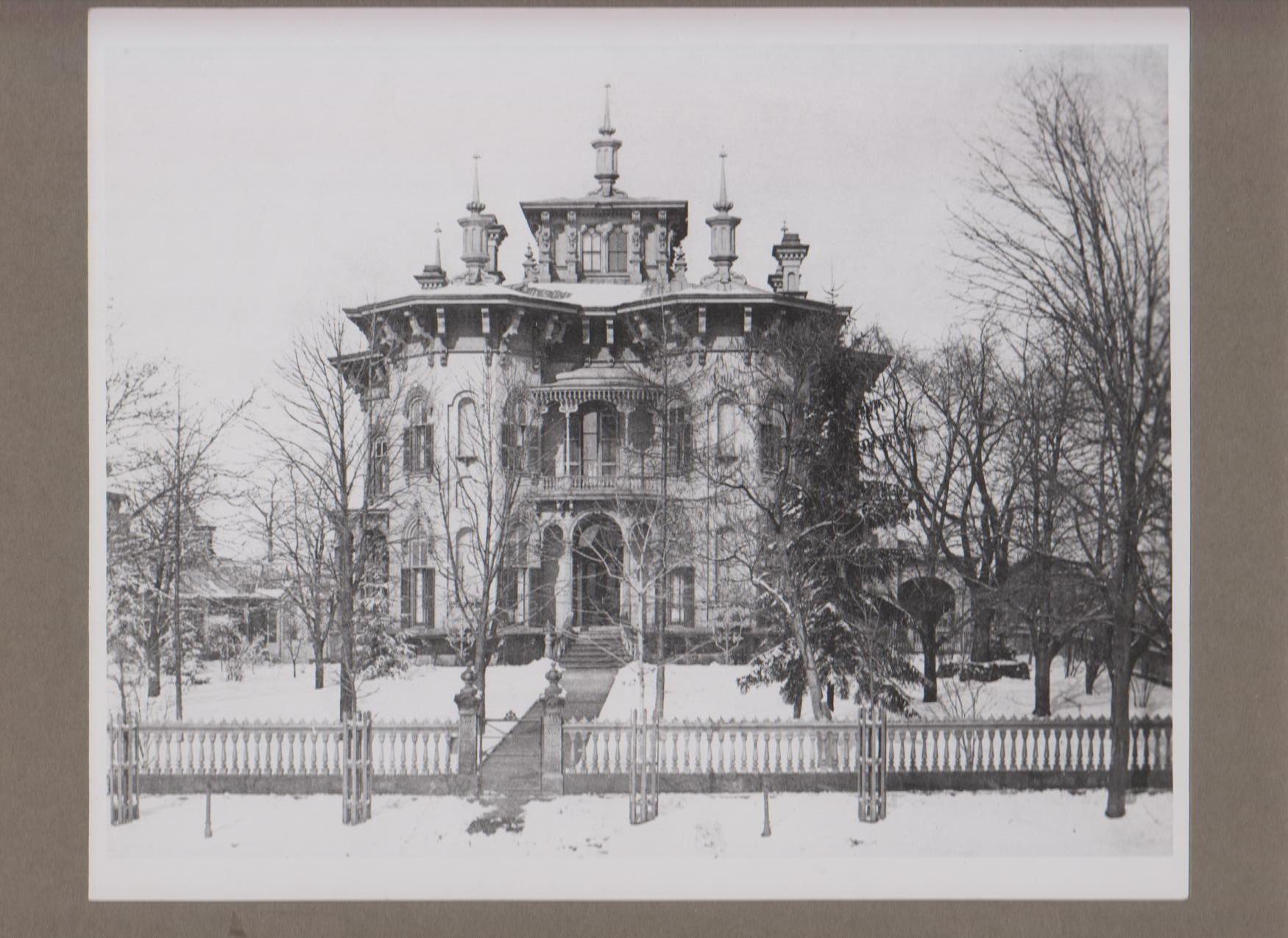 Cleveland Historical Millionaires Rowamasa Stone House