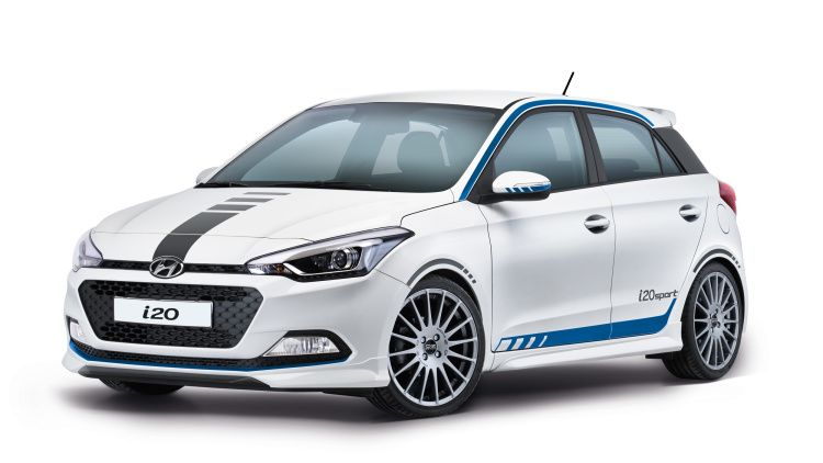 Photo of Hyundai i20 Sport Photo Gallery