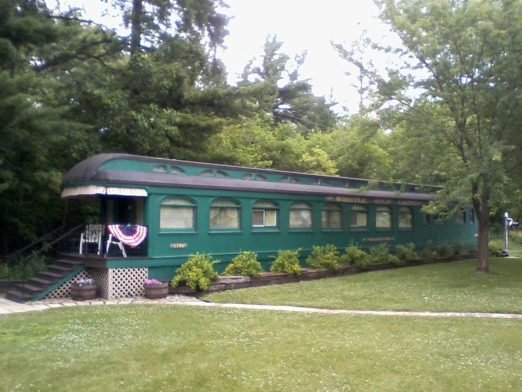 The Rooms At This RailroadThemed Bed & Breakfast In