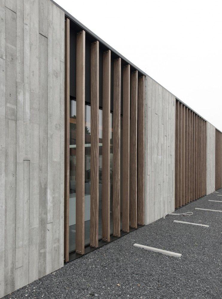 Office Solvas / GRAUX & BAEYENS architecten