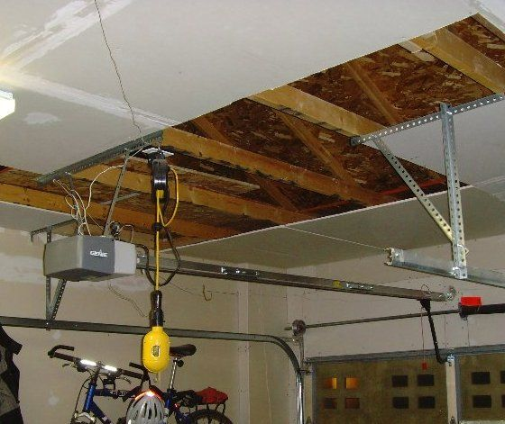 How Do Hang Drywall To Finish Garage More