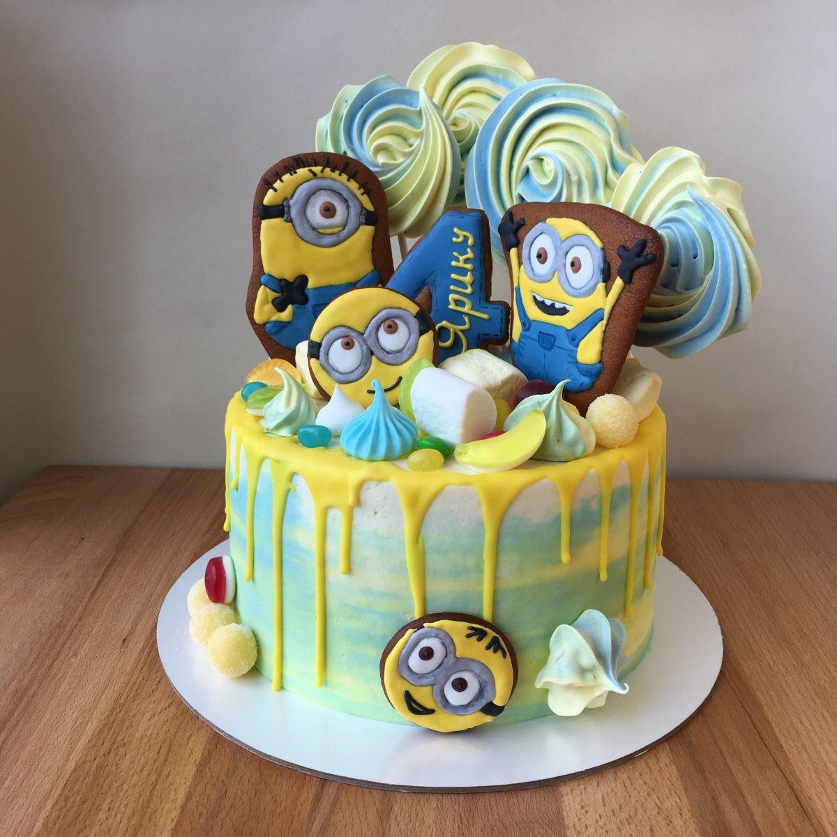 основном тяжелые торты миньоны на день рождения фото котлеты это популярное
