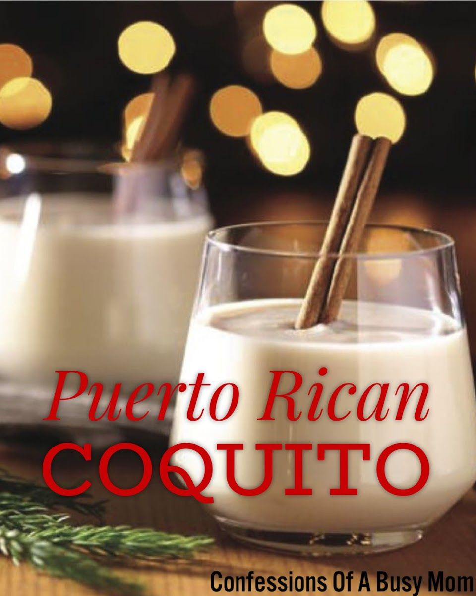 The Best Puerto Rican Drinks Recipes On Yummly