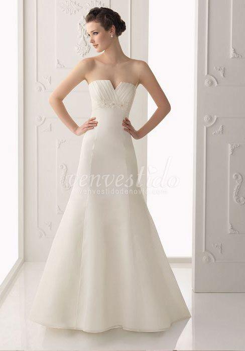 Vestidos de novia para boda civil en lima