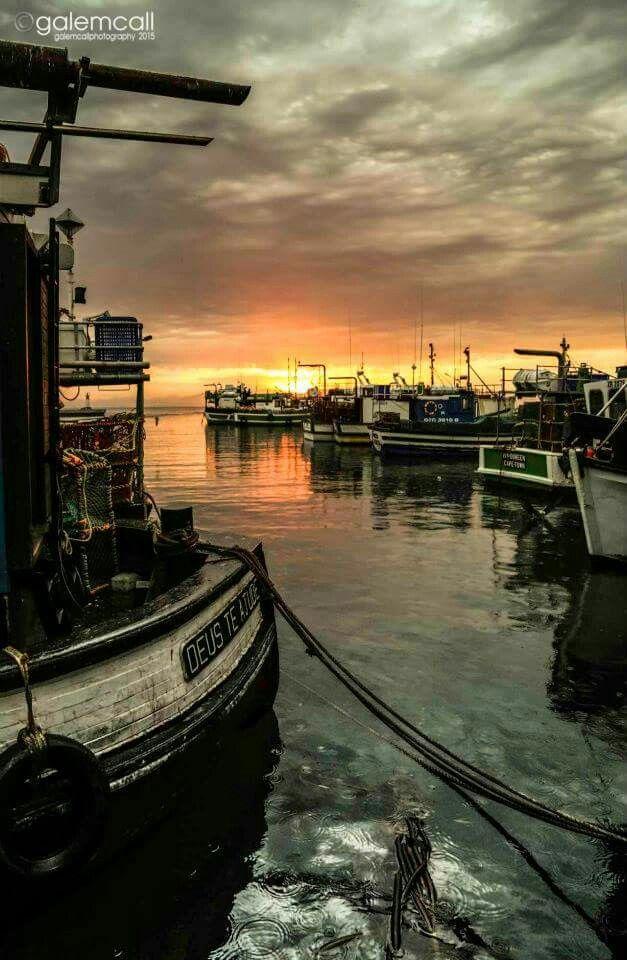 Kalk bay at dawn #sunrise #ScenicsouthCT