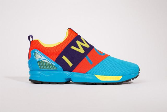 Adidas zx flujo Slip - on 7 zapatos adidas zx flujo Pinterest